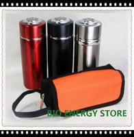 With delicated cloth package Scalar Energy Alkaline energy flask