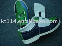 green colour house bowling shoes+Free Shipping