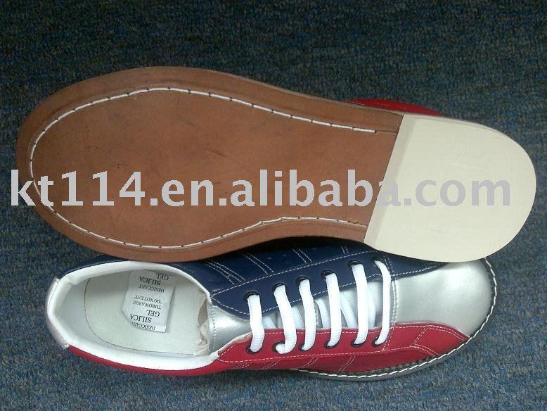 Женская обувь для боулинга Fashion genuine leather house bowling shoes on sale+drop delivery