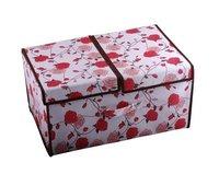 HOT SWAETER storage box Organizer Holder Box Closet sundries storage box with double covers