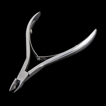 Stainless Steel Cuticle Nipper Cutter Nail Art Clipper #3948
