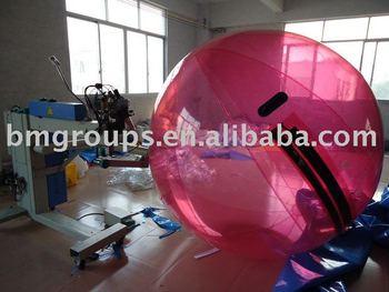 Free shipping!! TIZIP water walking ball ,TPU water ball water sphere,soccer water ball