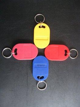 125KHz Proximity RFID key fobs