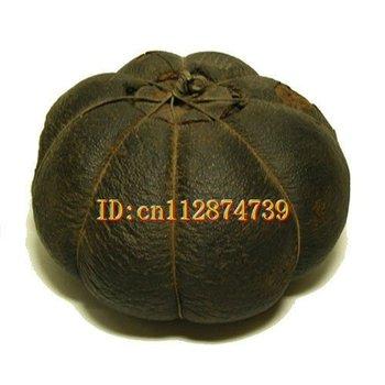 Free shipping 520g SUPER  Rare Yunnan Orange shaped Pu'erh Tea Organic  Pu'erh Tea  Health Care Diet Tea Whole Sales