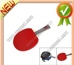 Free Shipping New Hands Grip Sporting Ping-Pong Table Tennis Racket, Express  Wholesale 2pcs/lot