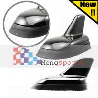 10pcs Black Bright VW Golf Shark fin roof Antenna 120x70x50mm