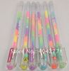 Free shipping,Colorful 6 colors in 1 ballpoint pens,6 changed color ball point pen,fancy & cute & beautiful ballpoint pen