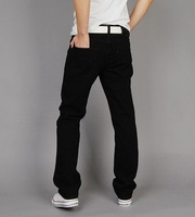 New Arrival Hot sale !! Man's straight jeans,New style jeans