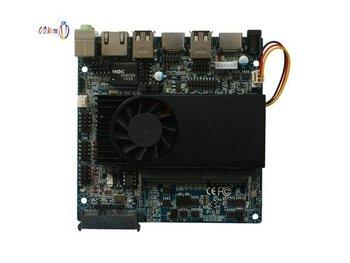 OO Ahome Nano BWT56NA AMD Fusion,12V DC,2HDMI+2VGA+24Bit LVDS,HD6250,T56N 1.6G Dual core,1Giga lan,AMD APU Embedded Motherboard