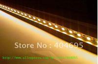 Free shipping+ 10pcs 72led/1m 5050 SMD LED desk lamp / jewelry lamp / rigid LED light bar / white /warm white