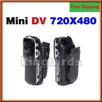 Free Shipping cheap mini DVR camera recorder Micro camera 720*480 Video angel eye mini dvr sports video camera