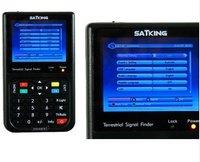 2011 New Version,SATLINK WS-6905 Digital TV DVB-T DIGITAL TERRESTRIAL SIGNAL FINDER, Free shipping