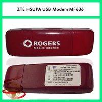 3G MODEM ZTE Mf 636 Hsupa works world wide