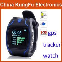 watch gps tracker, sos function ,Wrist Watch,GSM /GPS/GPRS CRT19N GPS Watch Tracker