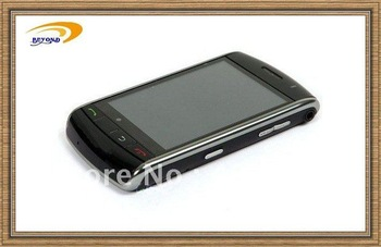 9530 storm Unlocked original cell phone GSM+CDMA Free leather case,1 year warranty