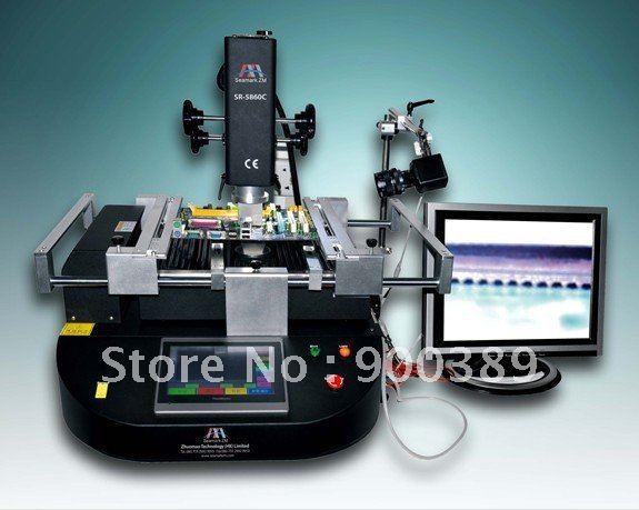 motherboard repair machine wholesale rework computer xbox360 zm r5860c bga rework. Black Bedroom Furniture Sets. Home Design Ideas