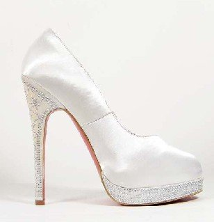 Wholesale 2011 new brand leather women's high heels wedding shoes bridal shoes party shoes of high quality