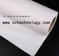 Self Adhesive PP paper for indoor printing materials
