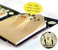 Korea Stationery Finger-it Expression Sticky Memo Pad Sticky Notepad Wholesale ST0115