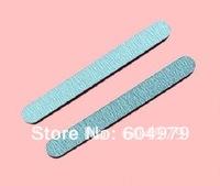 Wholesale / Free Shipping Nail Tool - Grey straight nail file 120/240 180/240