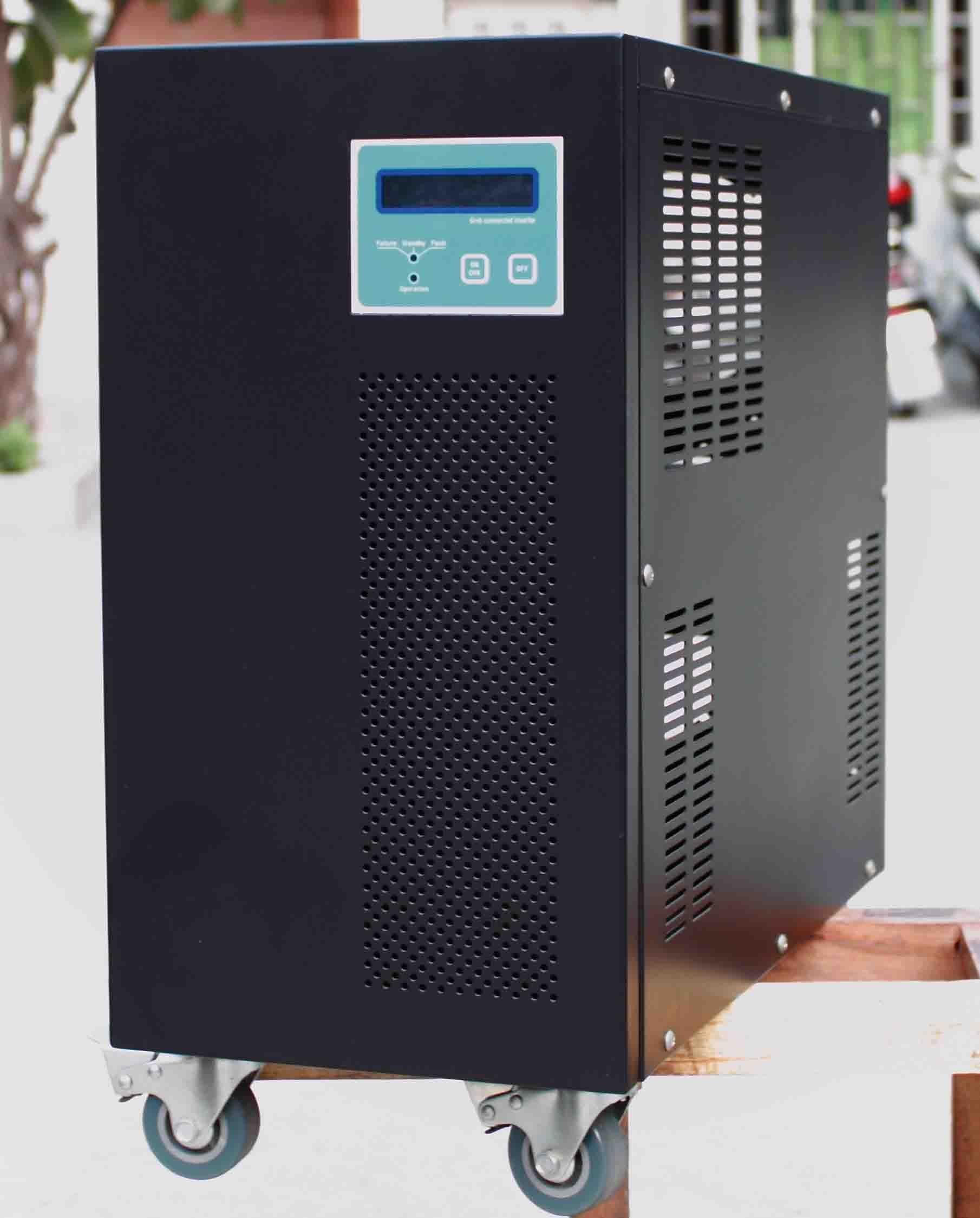 15KW pure sine wave inverter,solar inverter,wind inverter,with LCD display(China (Mainland))