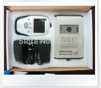 New style, wireless video door phone/doorphone , doorbell