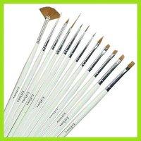 KT069 Acrylic UV Gel Nail Art Pen Brush Painting Dottin