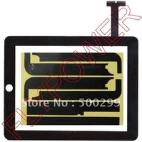 For iPad 1 touch screen digitizer with free sticker by free shipping; 100% new