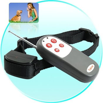 Wholesale Free shipping 1pcs/lot Remote Electronic Dog Training Collar Shock + Vibration