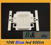 [Wholesale] 10W blue light high power LED 600Lm energy saving lamp light,FAST SHIPPING