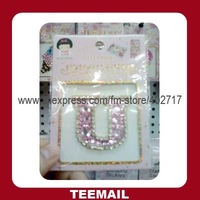 DIY rhinestone sticker for 2013 fashion mobile design