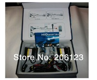 55w HID Xenonkit H7 H1 HB3 HB4 single beam HID AUTO CAR lamp HID KIT12v 35w color 3000k,4300k,6000k,8000k,