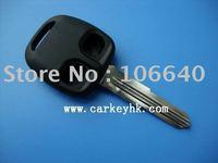 Good quality Mitsubishi 2 buttons remote key, full key
