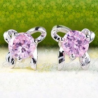 fashion 925 silver earring in promoting WE061
