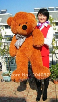 Plush toys large size 120cm  / teddy bear 1.2 meters/big embrace bear doll plush bear doll/lovers gifts