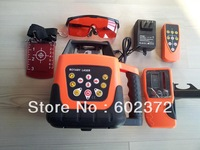 Frees shipping  ! Self-leveling Rotary/ Rotating Laser Level  500m range, Red Beam, lower price