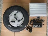 electric wheelbarrow brush hub motor 24 voltage
