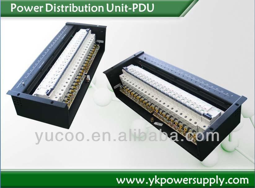 (YKDPZ-B) 18chs dc Power Distribution Panel(China (Mainland))