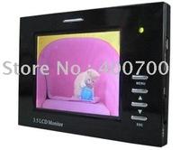 EM-205LCD 2.5 inch cctv tester LED backlight provides longer life CCTV video surveillance equipment