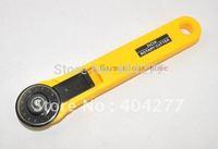 . Stainless Steel 28mm High-speed Rotary Cutter Knife Carpet Cutter Cloth Slitter