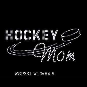 HOCKEY MOM,ITEM# WSP351