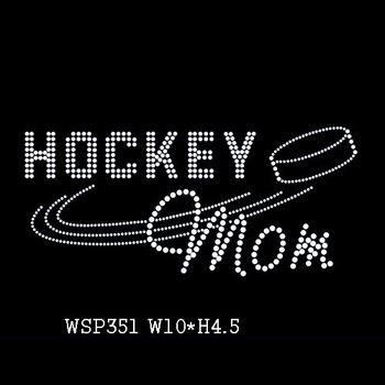 HOCKEY MOM,ITEM# WSP351