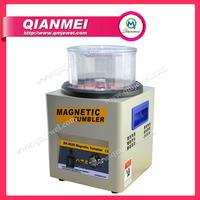 magnetic tumbler polisher jewelry polishing machine polish machine 600g capacity polishing machinery