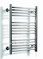 Heated towel rack , stainless steel electric towel rail HS-1 , towel warmer , make the towel dryer