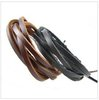 Min Order $20 Mix Order Hot Items Genuine Handmade Leather Briaded Bracelets Factory Price Stock