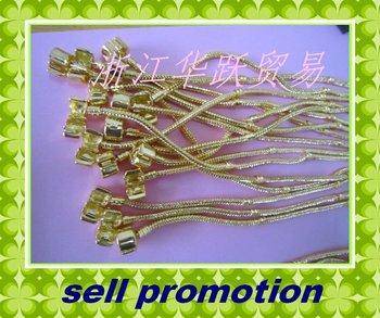 10pcs18K Gold Plated Bracelet Chain Jewelry,Chain Bracelets Jewellery,Link Bracelet