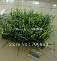Free shipping Artificial decorative grass mat 25*25