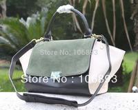 Free shipping Best selling!  trapeze Bags lady'sTote Handbag Shoulder Bag fashion lock bag