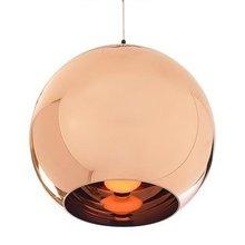 Diameter 40CM Tom Dixon Copper Shade ceiling light Pendant Lamp x1piece + free shipping(China (Mainland))