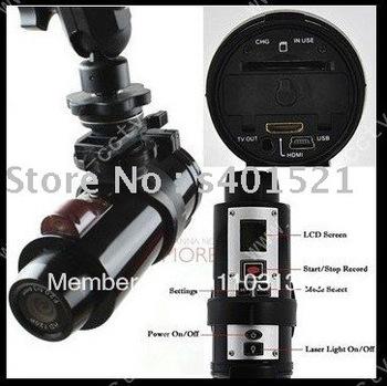 Free shipping Waterproof Sport Helmet Action HD 720P Camera Cam DVR